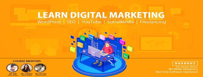 learn digital marketing (complete package)