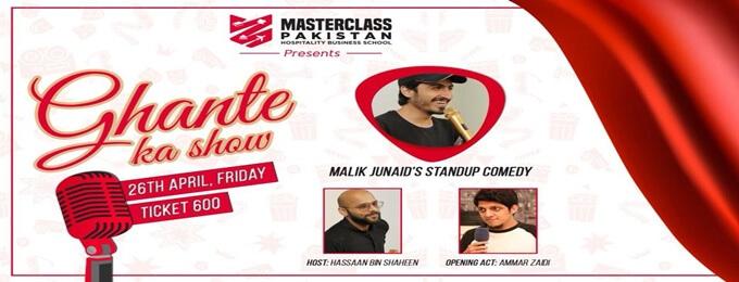 standup comedy in gulshan