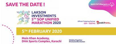 lakson investments 5th sop unified marathon 2020