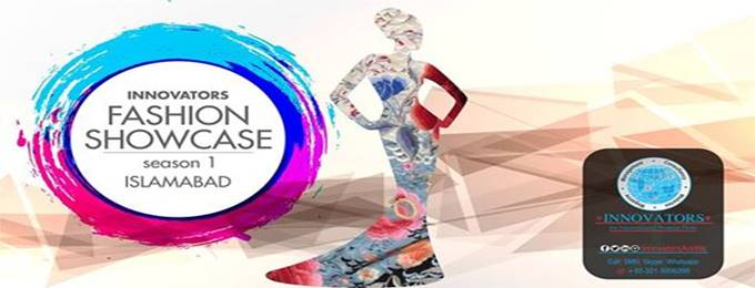 innovators fashion showcase season 1 - islamabad