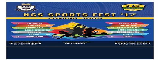 NGS Sports Fest '17