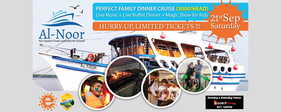 sunset family cruise with live music, bbq, games & magic show-1