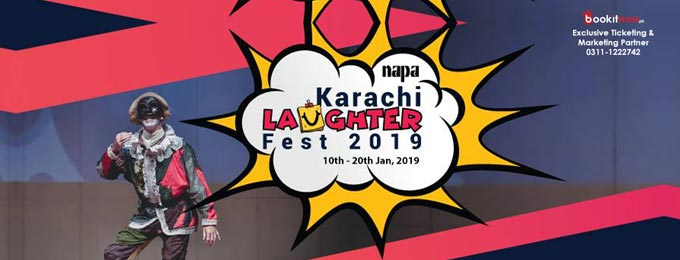 Karachi Laughter Fest 2019