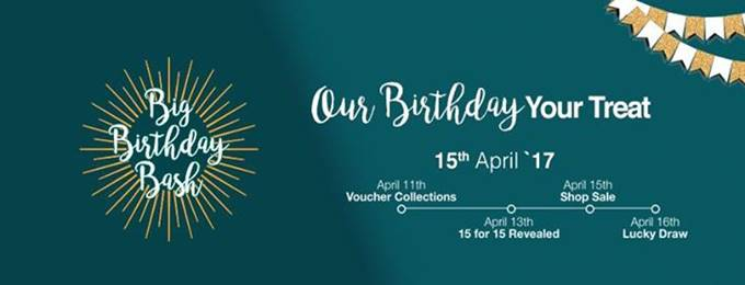 Big Birthday Bash - #YayvoTurns1 | Karachi - Bookitnow pk