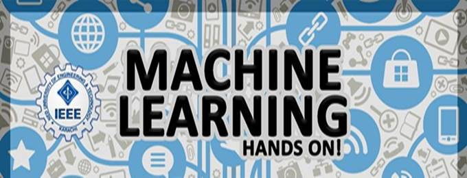 machine learning. hands on!