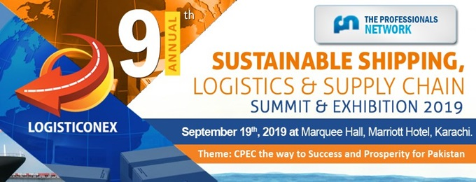 9th sustainable shipping, logistics & scm summit & exhibition