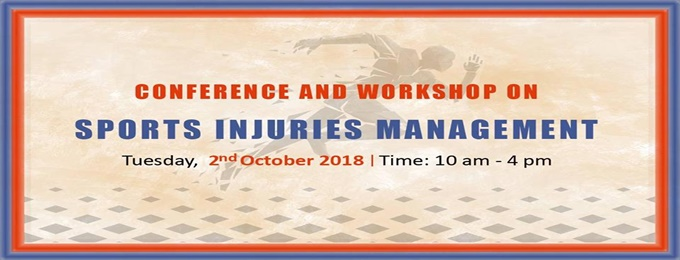 Conference and Workshop on Sports Injuries Management