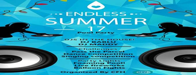 endless summer'17 (pool party)