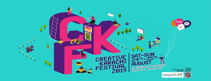 creative karachi festival 2019