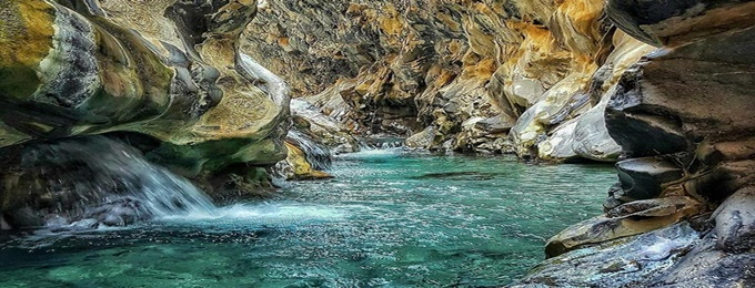 moola chotok waterfall trip