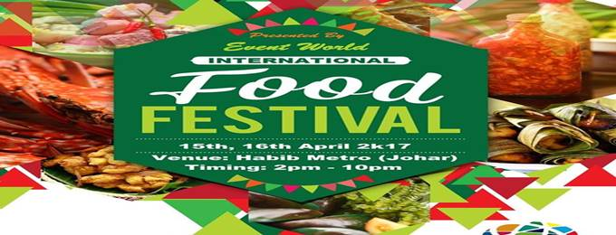 international food festival