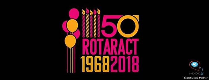 rotaract- celebrating 50 years of fellowship