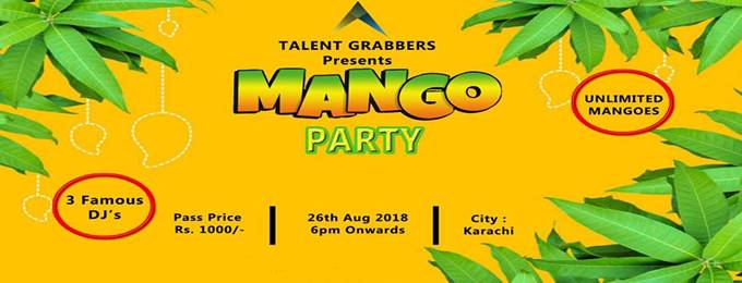 mango party l scene on hai l