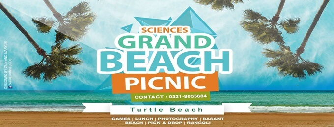 sciences grand beach picnic 2018