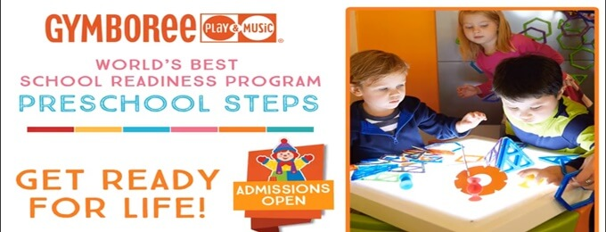 school readiness classes at gymboree preschool steps