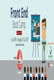 Front End Boot Camp  Rawalpindi
