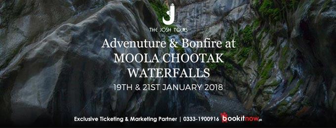 Adventure, Camping & Bonfire at Moola Chootak