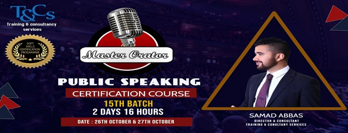 master orator-public speaking certification course 15th batch