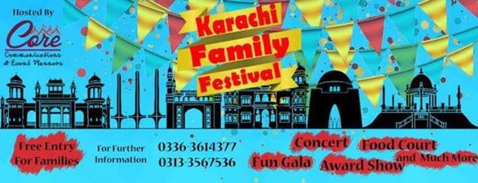 Karachi Family Festival Comming Soon