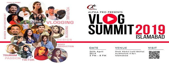 vlog summit 2019 islamabad