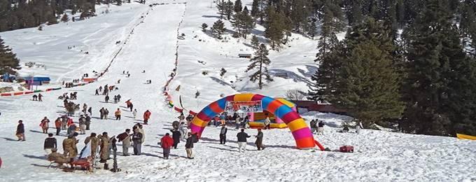 swat skiing and lantern festival 2018 for iba karachi