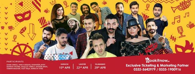 Comic Opera - Lahore