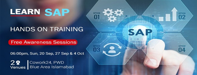 learn sap from industry experts - free seminar