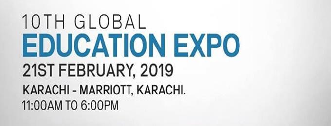 10th fes global education expo - karachi