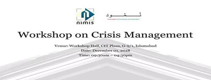 workshop on crisis management