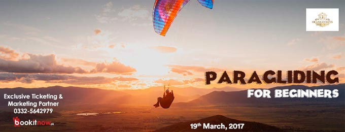 Paragliding For Beginners