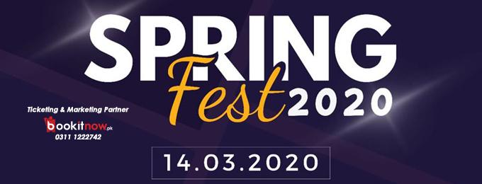 Spring Fest 2020