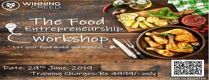 the food entrepreneurship - workshop