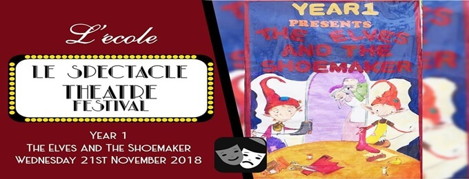 the elves & the shoemaker (le spectacle theatre festival)