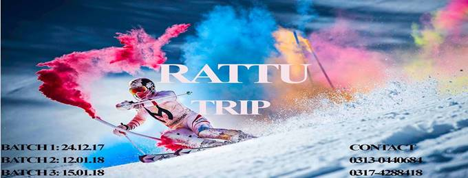rattu skiing and winter survival trips
