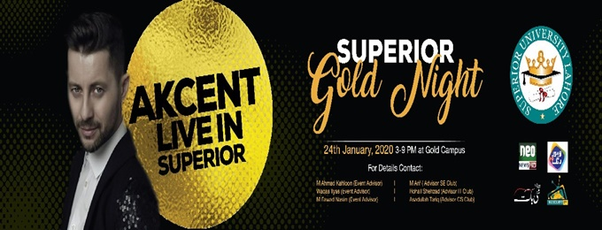 akcent live - superior gold night