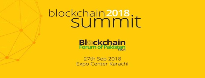 blockchain summit 2018