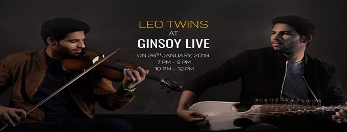 live with the leo twins