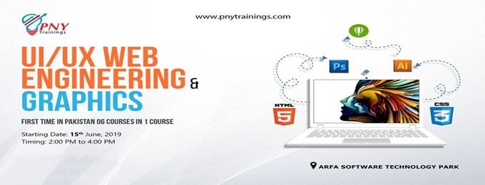 learn ui/ux web engineering & graphics