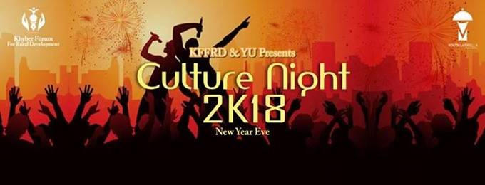 culture night 2k18 (new year celebrations)