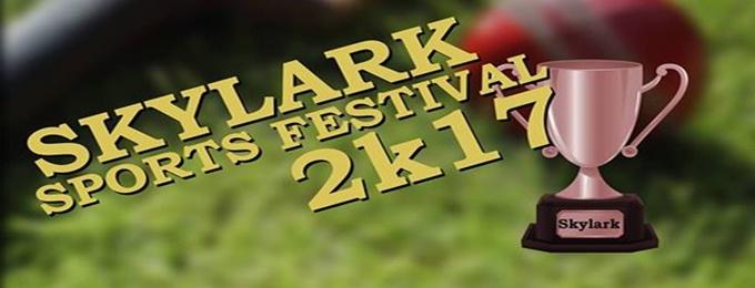 skylark sports festival 2k17
