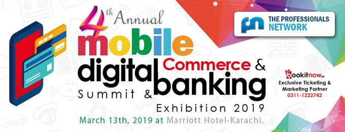 4th mobile commerce & digital banking summit & exhibition