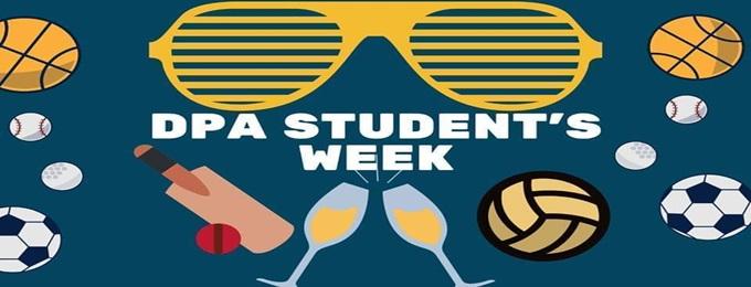 dpa student's week 2k19