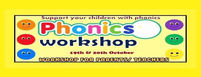 a workshop on phonics