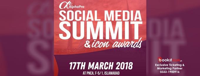 Social Media Summit 2018 Islamabad