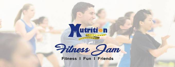 Fitness Jam by Mutrition