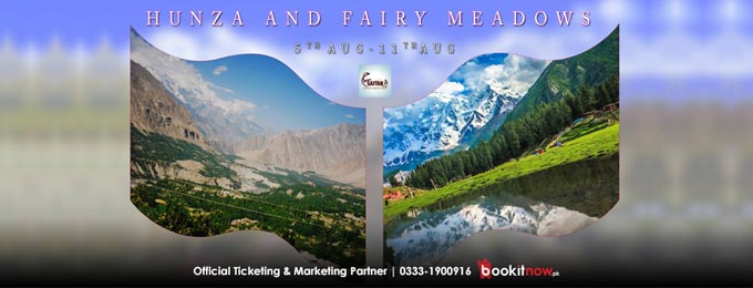 hunza and fairy meadows