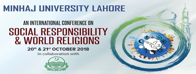conference on social responsibility & world relligions