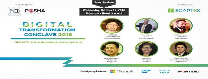 digital transformation conclave 2018