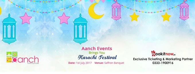 karachi festival 2017