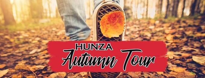 hunza autumn tour